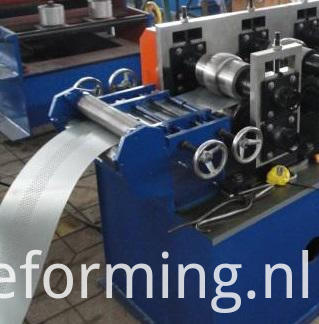 Shutter Roll Forming Machine-entry leverling