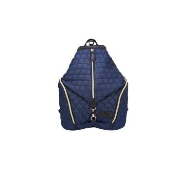Quilted Diaper Bag Backpack