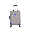 fabric material suitcase type luggage 3pcs