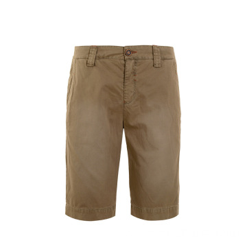 Breathable Slim Chino Men's Cotton-linen Shorts