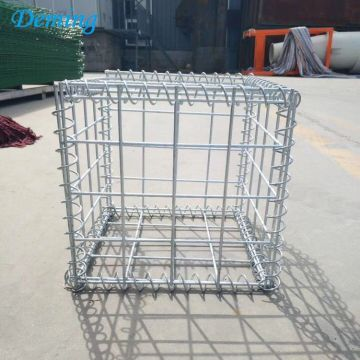 2*1*1m Factory Welded Galvanized Decorative Gabion Basket