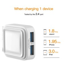 USB Charger Phone Charger White Wall Charger