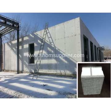 Heat Insulation  EPS Sandwich Cement Wall Panel