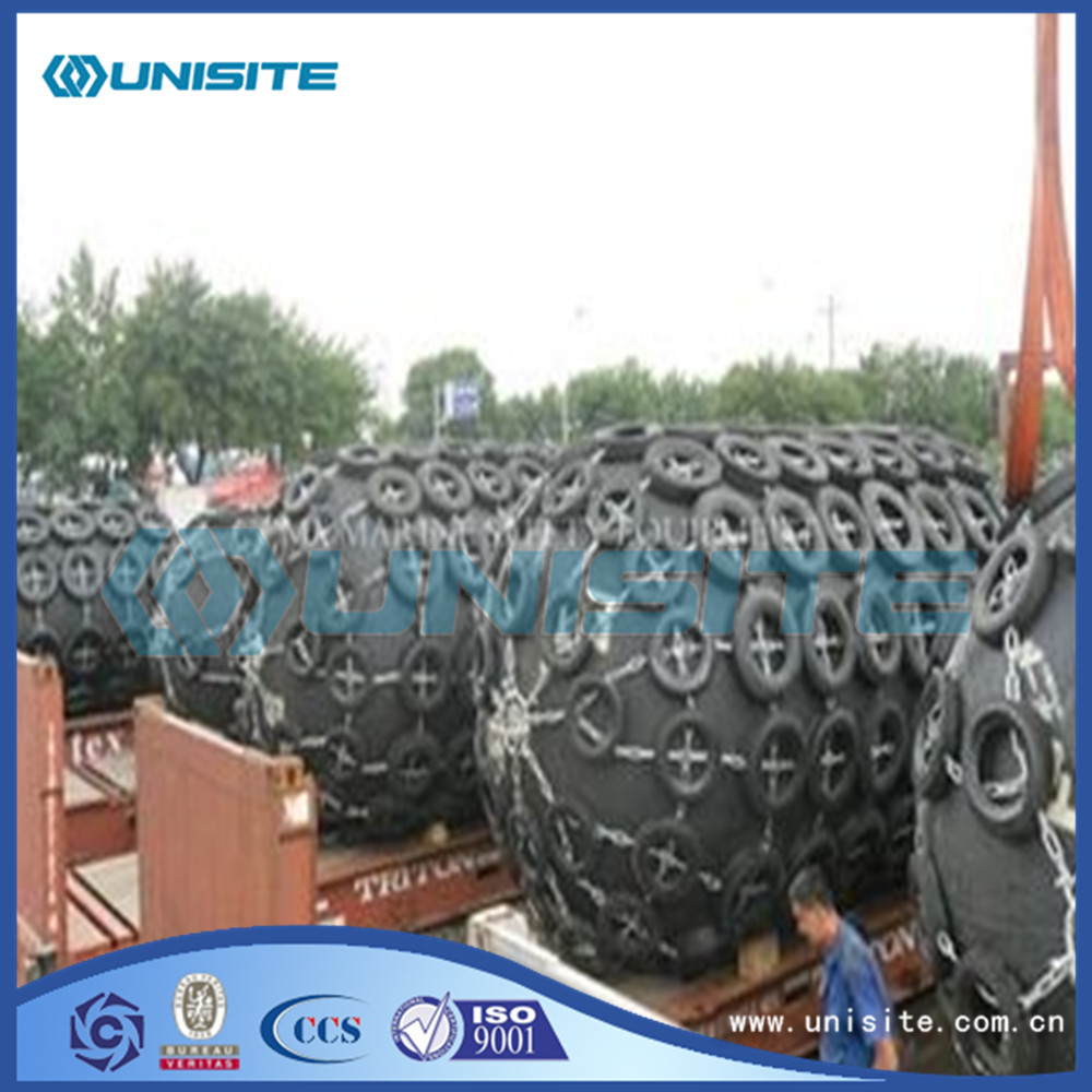 High Strength Rubber Fender