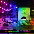 Remote Controled S14 RGB String Light for Party
