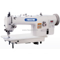 Direct Drive Auto-Trimmer Top and Bottom Feed Heavy Duty Lockstitch Sewing Machine
