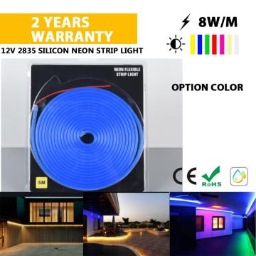 Outdoor decoration Neon strip light