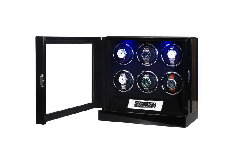 Superior Quality 6 watch winder