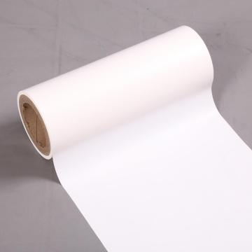 White Color PVDF Film For Construction