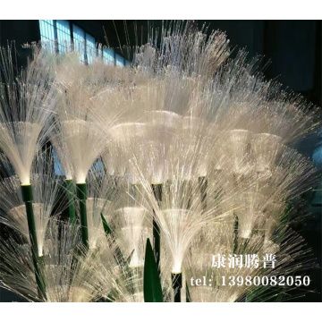 Outdoor LED Fiber Reed Lights