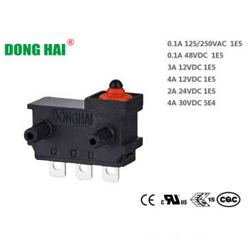 Dustproof  Mini Micro Selector Switch
