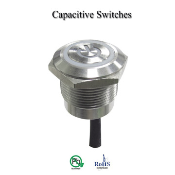 16MM Anti Vandal ​Capacitive Push Button Switch