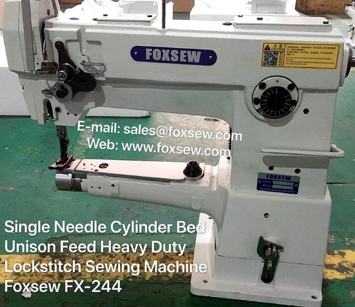 Cylinder Bed Handbags Sewing Machine FX-244