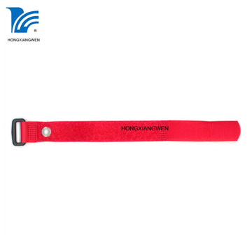 Adjusable Custom Sizes Orange  Cable Ties