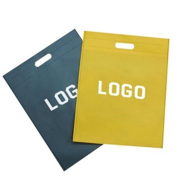 Die cut non woven bag for sale