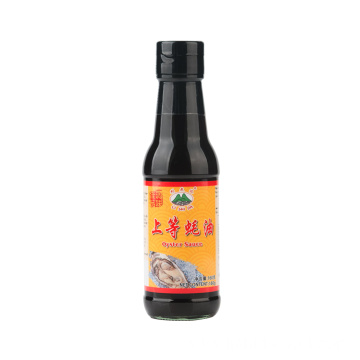 160g Glass Bottle Oyster Sauce