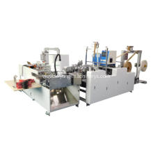 Small Paper Twisted Handle Pasting Machinery