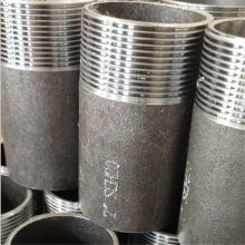Seamless carbon Steel male threaded fittings