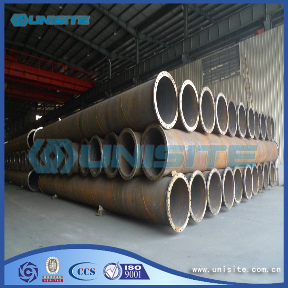 Steel Round Spiral Pipes and Fittings for sale