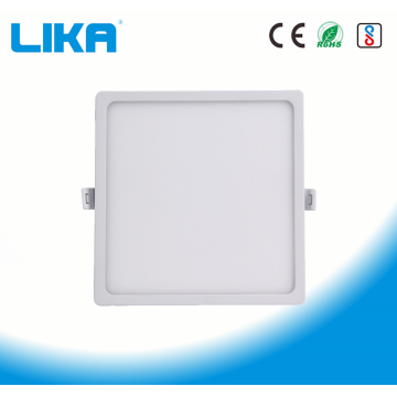 24W Integrated Rimless Square Concealed Mounted Panel Light