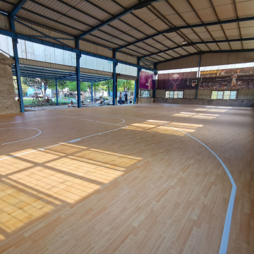 Basketball court Sports Flooring