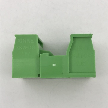 7.62mm pitch 15A pluggable cable connect terminal block