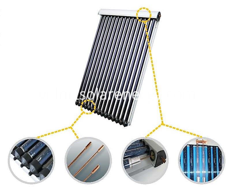 Pool Heating Solar Collector