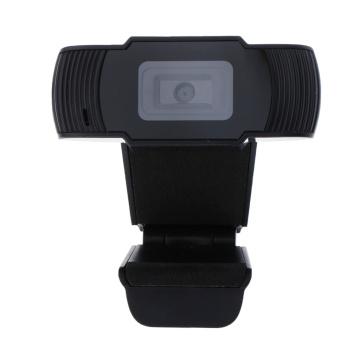 Drop Shipping Rotatable HD Webcam PC Mini USB 2.0 Camera 12.0M Pixels Video Recording High definition with 1080P HD Web camera