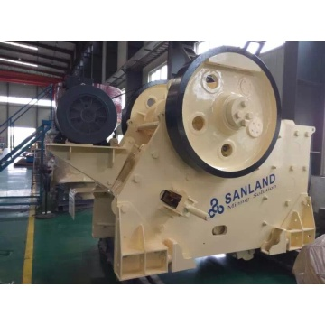 PE Jaw Crusher Series