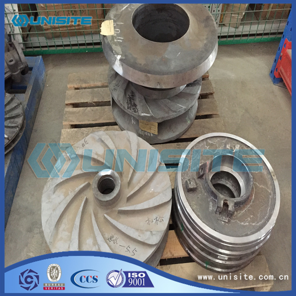 Pump OEM Casting Impeller Design