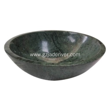Round Marble Bathroom Sink Wash Basin