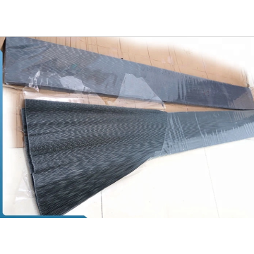 16mm Fiberglass Plisse Insect Mesh Pleated Mosquito Screen