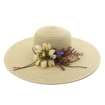 2020 straw hat foldable straw braid summer hat
