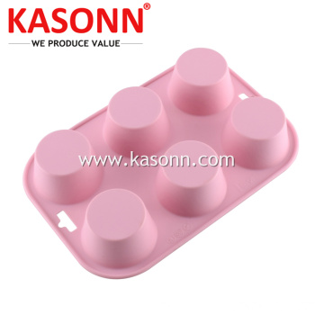 Medium Pudding Silicone Mold Pan voor Muffin