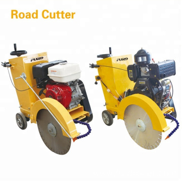 High quality asphalt saw cutting machine walk behind concrete saw( FQG-400)