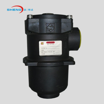 Fuel oil suction filter