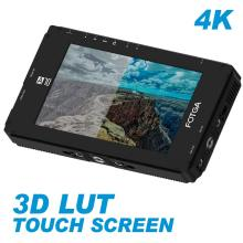 Fotga DP500IIIS A70TLS 7 Inch Touch Screen FHD IPS Video On-Camera Field Monitor,3D LUT, 3G SDI / 4K HDMI Input/Output,1920x1080