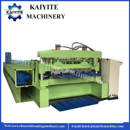 Roofing Sheet Making Machine For Algeria