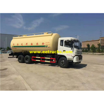 10 Wheel 27500L Bulk Cement Tanker Trucks