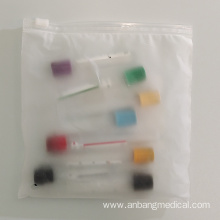 Medical disposable lab use vacuum blood collection tube