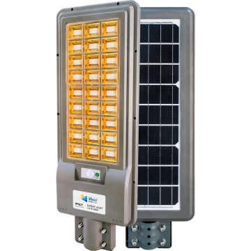 300W integrated solar courtyard light