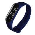 Sport Digital Touch Boys Girls LED Watch