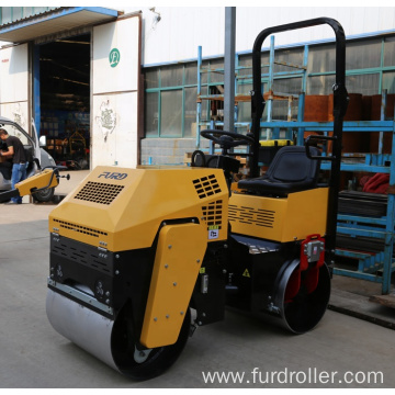 1 ton road construction machinery compactor road roller with engine for sale FYL-880