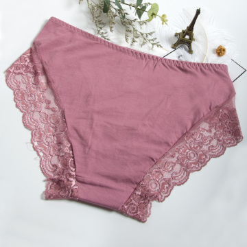 Thin Section Lace Pattern Panties sexy g-string
