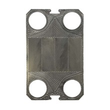 stainless steel low-theta heat exchanger plate S43