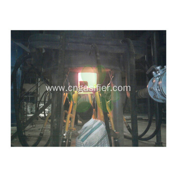 Fully Automatic Control Coal Gas Perlite Expansion Furnace