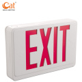 ABS LED Emergency Exit Sign With Battery
