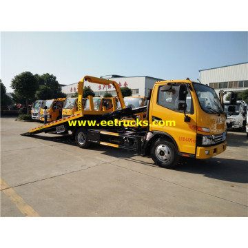 4 tons JMC Hydraulic Tow Trucks