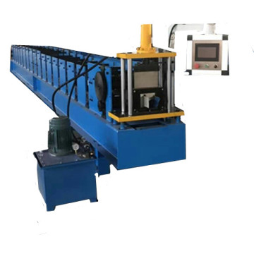 round downspout gutter sheet roll forming machine