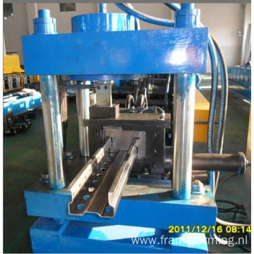 Shelf making machine shelf rack roll forming machine